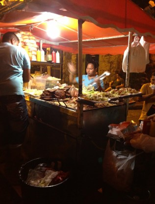 Street food in Getsemaní, Cartagena, Bolívar, Colombia
