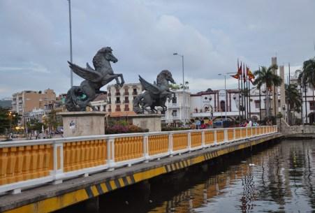 El Muelle de los Pegasos in Cartagena, Bolívar, Colombia