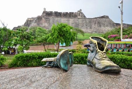 Los Zapatos Viejos in Cartagena, Bolívar, Colombia
