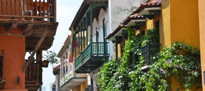 Cartagena: El Centro