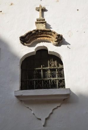 La Ventana de la Denuncia at the Palacio de la Inquisición (Museo Histórico de Cartagena) in El Centro, Cartagena, Bolívar, Colombia