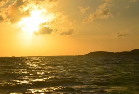 Bahía Hondita at Punta Gallinas, La Guajira, Colombia