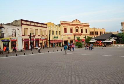 Plaza de San Nicolás in Barranquilla, Atlántico, Colombia