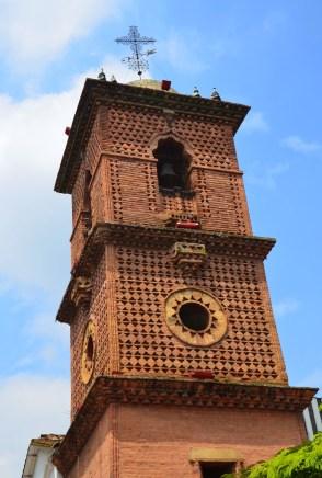 Torre Mudéjar in Cali, Colombia
