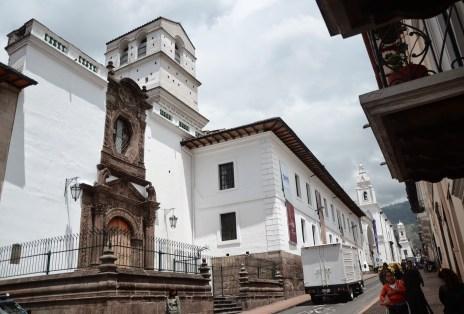 Museo de la Ciudad in Quito, Ecuador