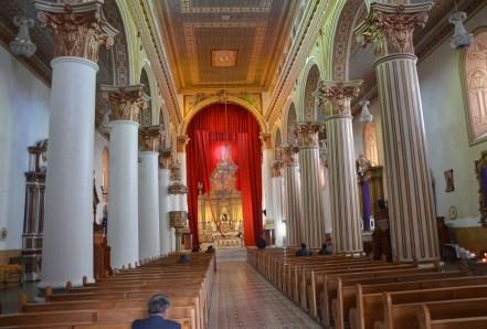Iglesia de San Felipe on Plaza La Pola in Ipiales, Nariño, Colombia