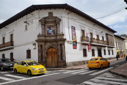 Museo de Arte Colonial in Quito, Ecuador