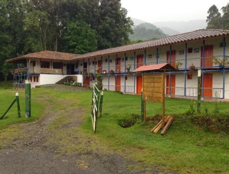 Planes de San Rafael near Parque Nacional Natural Tatamá in Colombia