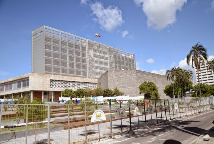 Asamblea Nacional in Quito, Ecuador