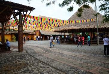 Estación Equina at Panaca in Colombia