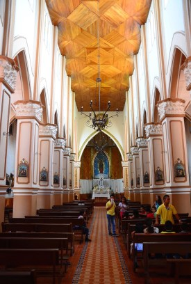 Church in Alcalá, Valle del Cauca, Colombia