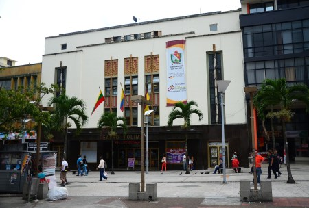 Teatro Tolima in Ibagué, Tolima, Colombia