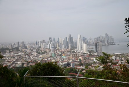 View of Panama City from Cerro Ancón