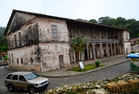 Real Aduana in Portobelo, Panama