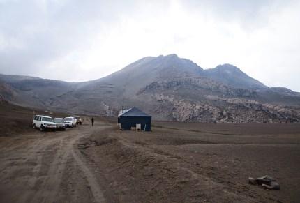 Valle de las Tumbas at Los Nevados National Park in Colombia