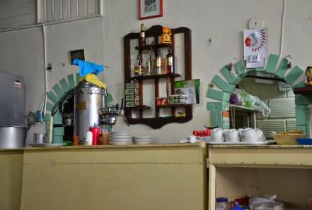 Café El Polo in Salamina, Caldas, Colombia