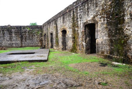 Fuerte San Lorenzo in Panama