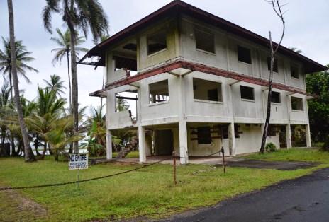Fuerte Sherman in Panama