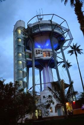 Torre al Cielo in Manizales, Caldas, Colombia