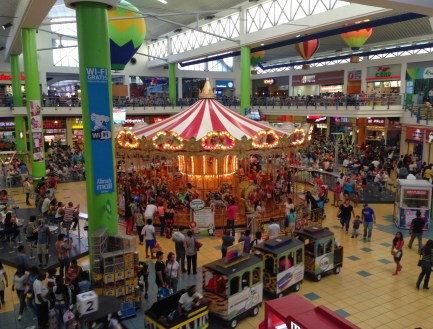 Albrook Mall in Panama City
