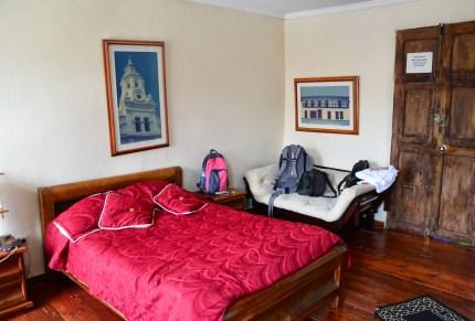 Hotel Colonial in Salamina, Caldas, Colombia