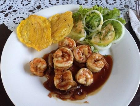 Donde Katleya restaurant in Honda, Tolima, Colombia