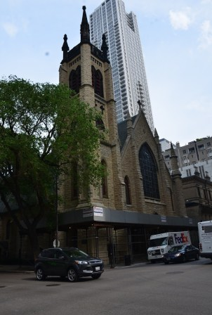 St. James Episcopal Cathedral in Chicago, Illinois