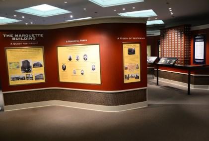 Marquette Building Museum in Chicago