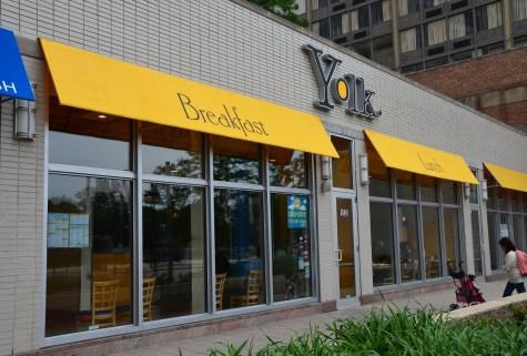 Yolk Restaurant in Chicago