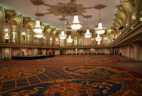 Grand Ballroom at the Hilton Chicago