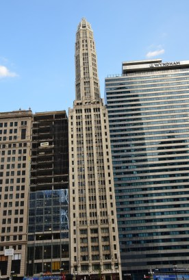 Mather Tower in Chicago