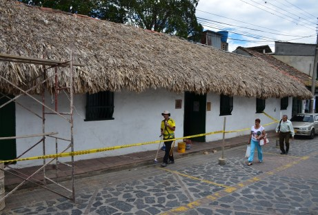Casa de La Pola in Guaduas, Cundinamarca, Colombia