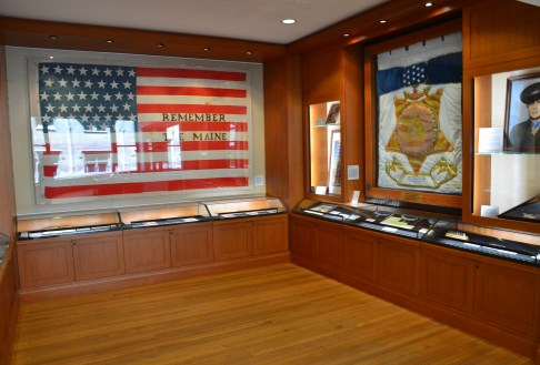 Pritzker Military Museum in Chicago, Illinois