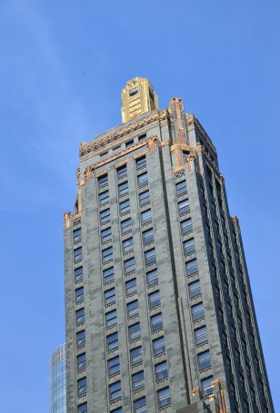 Carbide and Carbon Building in Chicago, Illinois