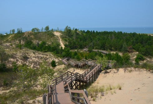 West Beach Indiana Dunes National Lakeshore