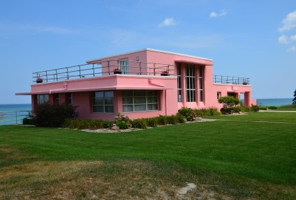 Florida Tropical House Indiana Dunes National Lakeshore in Beverly Shores