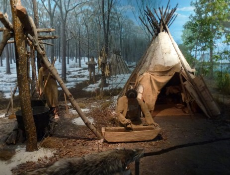 Mille Lacs Indian Museum in Minnesota