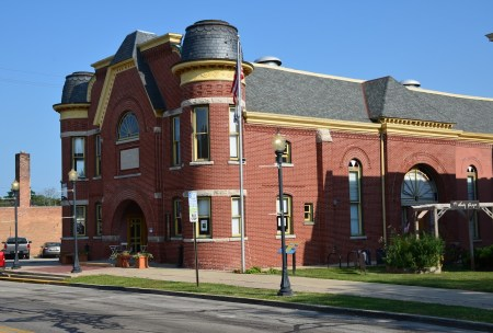 Memorial Opera House in Valparaiso, Indiana