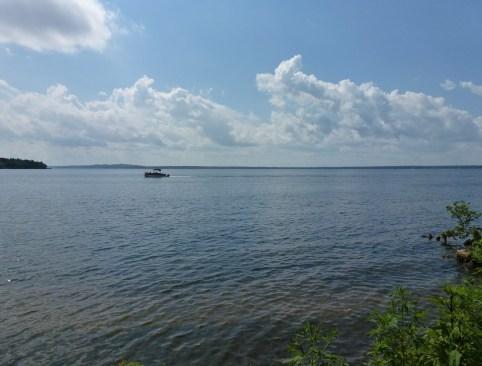 Gull Lake in Nisswa, Minnesota
