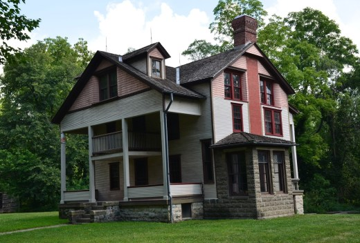 Bailly Homestead at Indiana Dunes National Lakeshore