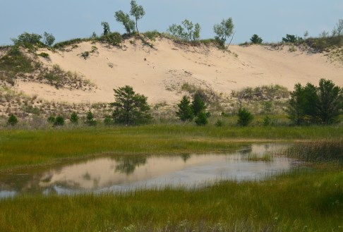 West Beach Indiana Dunes National Lakeshore