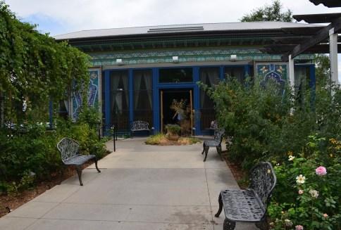Boulder Dushanbe Teahouse in Boulder Colorado