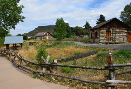 Clear Creek History Park in Golden Colorado