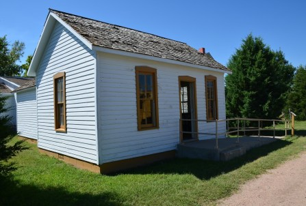 Jeffers Home at Lincoln Country Historical Museum in North Platte Nebraska