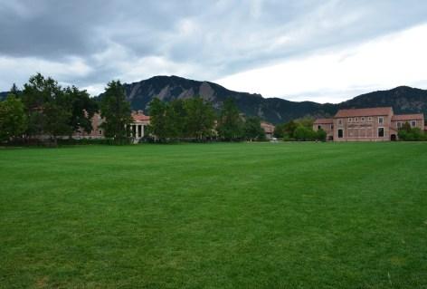 University of Colorado in Boulder Colorado