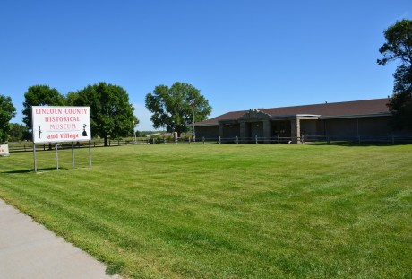 Lincoln Country Historical Museum in North Platte Nebraska