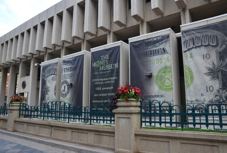 Money Museum at the Federal Reserve Bank Branch of Denver
