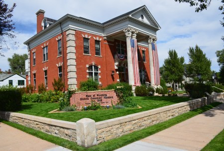 Wyoming Governor's Mansion in Cheyenne