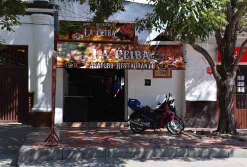 La Ceiba Restaurant Gigante Huila Colombia