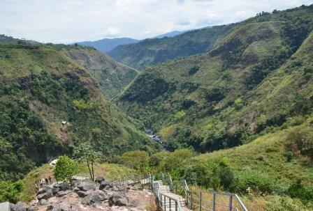 La Chaquíra in San Agustín Huila Colombia